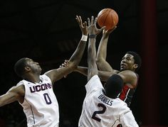 Connecticut Huskies vs. Rutgers Scarlet Knights Pick-Odds-Prediction 3/5/14: Mark's Free College Basketball Pick Against the Spread