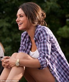 how to do natural makeup like mila kunis in friends with benefits - Google Search