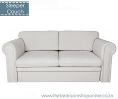 Strong and sturdy sleeper couches manufactured in Cape Town, South Africa. The Misty sleeper couch is available in any of the fabric options online, or you could supply your own fabric and we will quote accordingly. Order it online at www.thebedroomshoponline.co.za. #BedroomShopOnline #Sleepercouches #lovemyfurniture