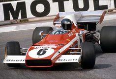 1972 Jacky Ickx, Scuderia Ferrari, Ferrari 312B2
