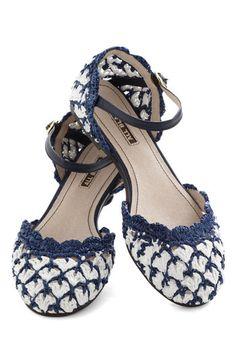 Bring Knit On Flat