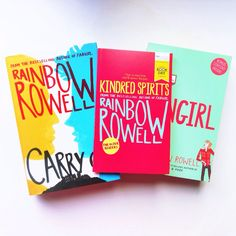 Rainbow Rowell Book Collection