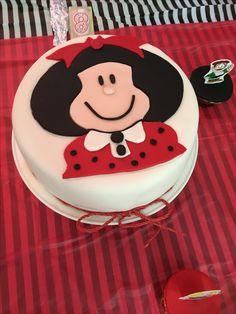Bizcocho cumpleaños Mafalda