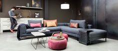 Aikon Lounge hoekopstelling design Marike Andeweg voor Design on Stock