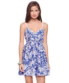 Summer Floral Dress   FOREVER21 - 2074200447