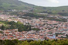 Angra do Heroismo. Terceira. Azores Where we would live!