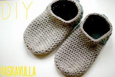 Simple Sutter - DIY til store og små fødder - Vaskavulla