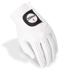 Finest Quality Leather, The Titleist Golf Players Glove