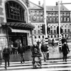 #amsterdam #street #people #photography #blackandwhite
