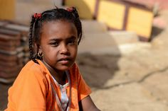 Crying girl in seheil island