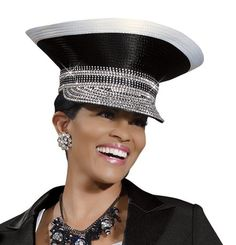 Ladies Church Special Occasion High Fashion Black and Ivory Hat H2098 Donna Vinci,http://www.amazon.com/dp/B00B9LNMLS/ref=cm_sw_r_pi_dp_YdwDsb0QG5HM0YWK