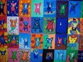 Previous Next  Blue Dog Art 2008 001