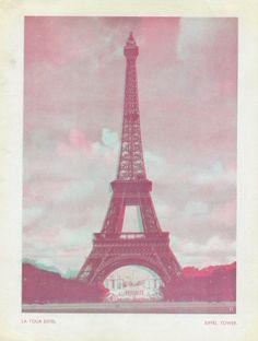 Pink Paris Paradise