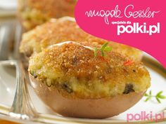 Wielkanocne jajka po polsku Magdy Gessler No Cook Appetizers, Appetizer Salads, Dinner Dishes, Dinner Recipes, Polish Recipes, Polish Food, Small Meals, Easter Recipes, Haha