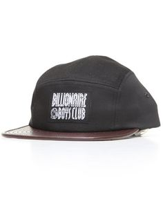"""STRAIGHT LOGO SPANEL"" SNAPBACK HAT x Billionaire Boys Club"