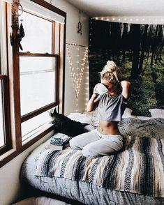 Lazy Sunday morning #homedecorhipster