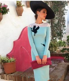 Classy Outfits, Beautiful Outfits, Modest Fashion, Fashion Outfits, Race Wear, Wedding Guest Style, Outfits With Hats, Marie, Short Dresses