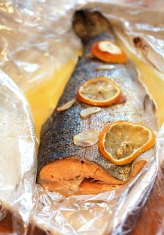 Learn How To Cook Whole Salmon In The Oven The Easy Way