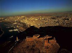 YannArthusBertrand2.org - Fond d écran gratuit à télécharger || Download free wallpaper - Vue générale sur la ville d'Oran, Algérie