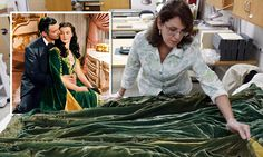 Frankly my dear, we DO give a damn: The $30,000 effort to preserve fading costumes from 1939 'Gone With The Wind'. by dailymail.co.uk