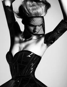 Miguel Reveriego: Pet Her Flow | Black & White | Veil | Ballet