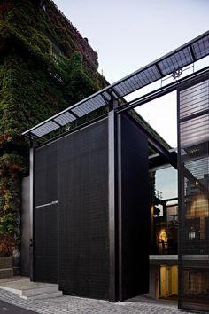 Wintergarden at the Northern Club   Fearon Hay Architects
