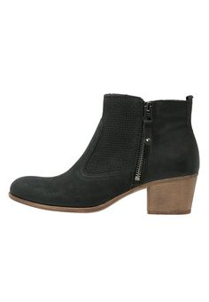 http://rubies.work/0004-content-about-us/ Pier One Ankle Boot - nero - Zalando.de