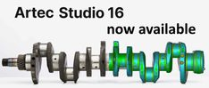 We are proud to announce the release of Artec Studio 16. The latest version of Artec 3D's market leading 3D scanning software. Highlights include: - Introduction and integration of Artec Cloud - collaborate, view and post-process all in a browser. - Integration with Geomagic Control X - Improved measurement and inspection tools to compare against CAD. #3dlaserscanning #3dprinting #ArtecStudio16 Latest Business News, Clouds, Studio, Studios, Cloud