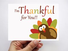 Thanksgiving cards !!! $3