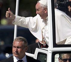 25 sept. 2015 - De l'ONU au Madison Square Garden : le pape à la conquête de New York