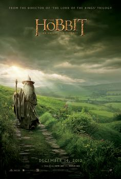 The Hobbit: An Unexpected Journey (Gandalf)