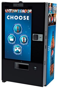 By 2018 there will be an estimated 2 million smart vending machines in the U.S.