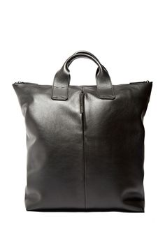 Campbell Cole Leather Tote Bag