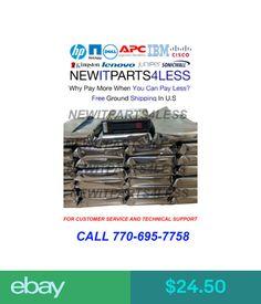 Server Components Hp 503296-B21 511777-001 499250-001 460W He Hot-Plug Power Supply G6 G7 #ebay #Electronics