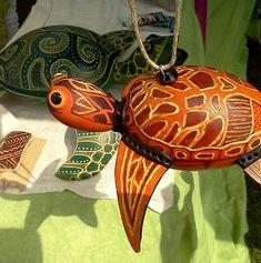 Free Gourd Painting Patterns | Jennifer Zingg Studio | Gourds | Gourd Art | SCHEDULE