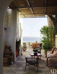 LatteLisa: outdoor living