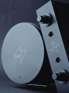 Love tho minimal desgin 47 Labs Gaincard 4706 Integrated Amplifier