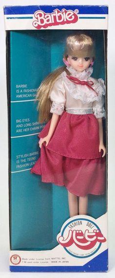 All Modern Fashion Styles for Sale Modern Fashion, Teen Fashion, Fashion Dolls, Barbie 80s, Barbie Dolls, Big Eyes, Doll Toys, Vintage Toys, Harajuku