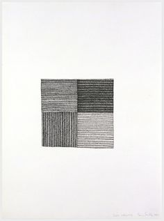 SEAN SCULLY -- Fort Drawing 1981 Ink on paper 30 x 22.25 in (76.2 x 56.5 cm)