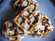 Cinnamon Roll Waffles | The 23 Most Perfect Foods In The Universe