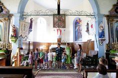 Vakantie-idee: creatieve week in Noord-Frankrijk, incl programma voor de kinderen. Check bij ouders Jannes?