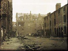 Ellen Street, Ladywood, 12 December 1941.