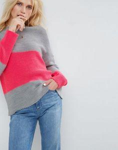 ASOS – Pullover mit Farbblockdesign