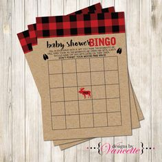 """Lumberjack Bingo cause who does not like a good game of BINGO! Lumberjack Bingo is a wonderful way to get your guest involved when it comes time for the gift unwrapping. Visit our website for helpful tips and information on printing and playing """"Lumberjack BINGO"""" game as well as other fabulous additions to your party. www.designsbyvancette.com  ★★ PLEASE READ ALL INFORMATION BELOW BEFORE CHECK OUT★★  ▬▬▬▬▬▬▬▬▬▬▬▬▬▬▬▬▬▬▬▬▬▬▬▬▬▬▬▬▬▬ -------------------- ►►► Package Details ◄◄◄…"""