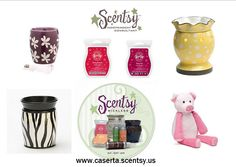 February is the time to stock up on all your favorite Scentsy products! Almost everything in the Fall/Winter 2013 Catalog will be 10% off to make room for new Spring/Summer 2014 products. Don't miss out!  https://caserta.scentsy.us/Scentsy/