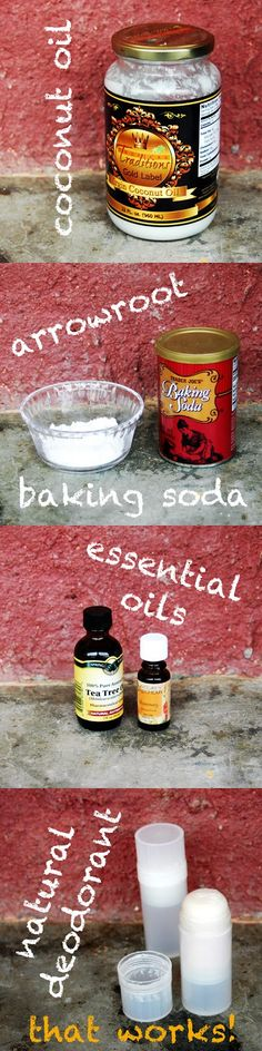 just-making-noise: Homemade Natural Deodorant That Works!