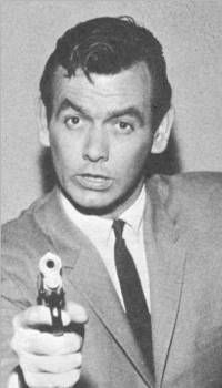Before he was The Fugitive on 60s TV David Janssen was Richard Diamond, Private Detective from 1957-59