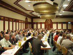 Sitzungssaal Tagung