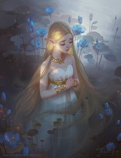 Breath of the Wild seems to be developing quite the fan art following already.... - Page 5 - NeoGAF