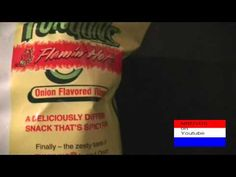 Brad's food review Frito Lay's flaming hot onion flavored rings 3 30 2016